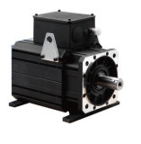Courant alternatif Permanent Magnet Servo Motor 215YS17F 40nm 1700rpm