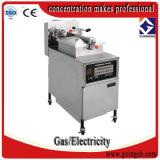 Máquina de la sartén de las patatas fritas Pfg-600 (fabricante chino de la VENTA CALIENTE)