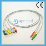 Holter 7-Lead Leadwires с Snap