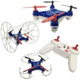 Mini 2.4G Hight Grade Remote Control 3 en 1 UFO Toys RC Model con 3 Colors (10235192)