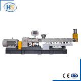 Extrudeuse de granulation en plastique de vis jumelle de Nanjing Haisi