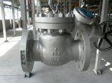 Литая сталь API служила фланцем задерживающий клапан качания концов