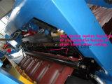 機械ロールFormersを形作る艶をかけられた鋼鉄タイルの屋根ふきロール