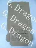 Dreifache Schicht Papier-des haltbaren Kraftpapier-Pizza-Kastens (PIZZ-0081)