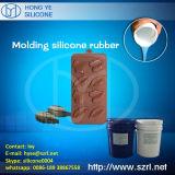 Platino che cura la gomma di silicone per la fabbricazione della muffa