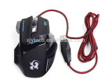USB Gaming Wired Mouse mit Breathing LED