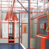 Poudre Coating Equipment pour Aluminium Profile et Metal Products