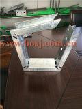 Klimaanlagen-Zubehör-quadratische Luftkanal-Dämpfer-automatisch Luft-Fluss-Lautstärkeregler-Rolle, die Maschine Singpore bildet