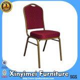 Banquetホールのための赤いFabric Aluminium Hotel Chairs