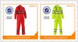 Olá! combinação resistente impermeável do Workwear da segurança da água do Vis