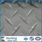 Folha/placa de alumínio do Chequer do verificador para o assoalho do barramento