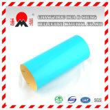 Recouvrement r3fléchissant en plastique bleu (TM3200)