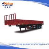 3 Wellen-spezieller Flachbetttransport-halb LKW-Ladung-Schlussteil (angepasst)
