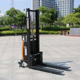 높은 Quality 1.0ton Electric Manual Forklift Manual Pallet Stacker (CDSD10)