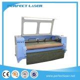 Tela de alimentação de Aoto máquina de couro do cortador do gravador do laser de pano