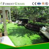 Het natuurlijke Kijken Synthetisch Gras voor Ingezetene (Cs)