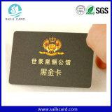 Cartão da listra magnética do PVC VIP da alta qualidade