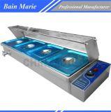 Matériel Bain électrique Marie Rtc-4h de restaurant