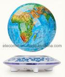 클립 모양 자석 공중 부양과 자전 중단된 지구 전시 크리스마스 선물