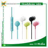 Samsung Galaxy S3 S4 S5 S6 Best Headset를 위한 최신 Selling Mobile Phone Candy Color Handsfree Earphone