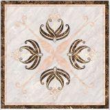 Azulejo de suelo de cerámica de la inyección de tinta de la alfombra
