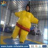 販売のための膨脹可能なSumo苦闘するスーツ、子供の膨脹可能なSumo苦闘するスーツ