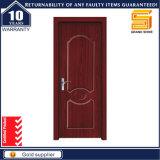 Porte en bois de double intérieur fait sur commande en bois solide de bonne qualité