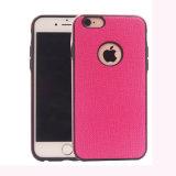 Caso de lujo del iPhone de la caja del teléfono celular de la opinión de la cáscara TPU de la piel para la galaxia A310 A510 (XSDD-041)
