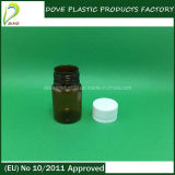 호박색 Bottle Pharmaceutical Bottle 40ml Plastic Bottle
