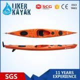 2015 Nueva Touring Profesional Ocean Kayak con Top Accesorios