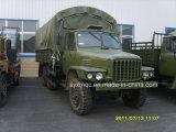 De Vrachtwagen van de Lading van het Merk van Dongfeng met 6*6 het Drijven van Militaire Vrachtwagen (EQ2082E6D)