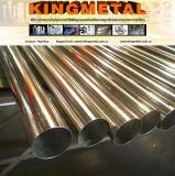 Pipe recuite lumineuse sans joint d'acier inoxydable de granulation d'A270 Tp304h 600