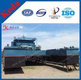 熱い販売8inch川の砂のカッターの吸引の浚渫船