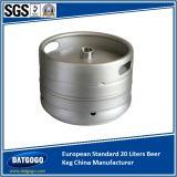 Europäischer Standard 50 Liter Bier-Fass-erfahrene Hersteller-