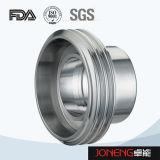 Instalaciones de tuberías de la unión de la categoría alimenticia del acero inoxidable SMS (JN-UN2001)