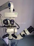 眼の外科顕微鏡(オリンパスの光学ヘッド)