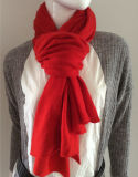 Plain Colors (YKY4387)のFashion Cashmere Knitted Winter Scarf女性