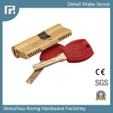 Door Lock Cylinde Double Open Brass Security