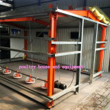 Automatic professionale Equipment in Livestock con Steel Construction