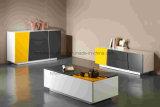 Gabinete elevado UV de madeira moderno da tevê (que pensa 201)