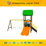 Migliore Price Small Outdoor Playground per Preschool Kids (HAT-019)