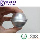 Molde de alumínio da esfera da pastelaria do cozimento do estanho da bandeja de bolo da bomba do banho da esfera da forma 3D