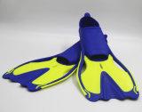 Alette di immersione subacquea di pelle, attrezzatura per l'immersione, merci Sporting