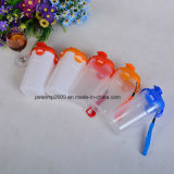 PP garrafa de água de plástico garrafa de abate de alimentação 500ml