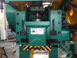 Máquina de perfuração de aço do furo do fornecedor de J21 China, imprensa de potência de aço do CNC para a exportação