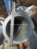 Barre creuse sans joint d'acier inoxydable (316L)