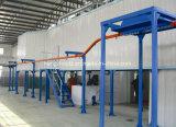 Cabines de jet/chaîne de production industrielles automatiques électrostatiques enduit de poudre