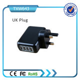 5V 4.2A 4 USB-Wand-Montierungs-Adapter