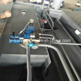 Изготовления машины гидровлической гильотины серии тавра QC11k Jsl режа