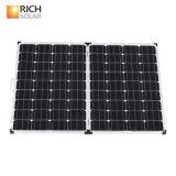 mono silicone 200W che piega comitato solare con la pila solare della parentesi registrabile